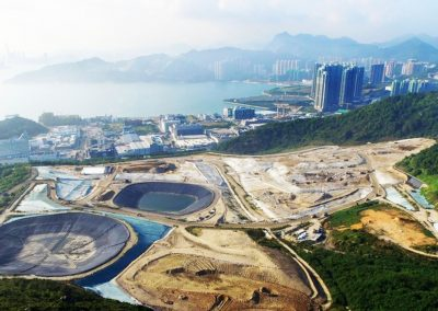SOUTHEAST NEW TERRITORIES LANDFILL (HONG KONG)