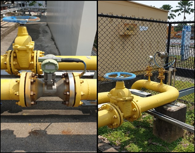 SOUNDNESS TEST AND FITNESS CERTIFICATION FOR NATURAL GAS PIPE LINE