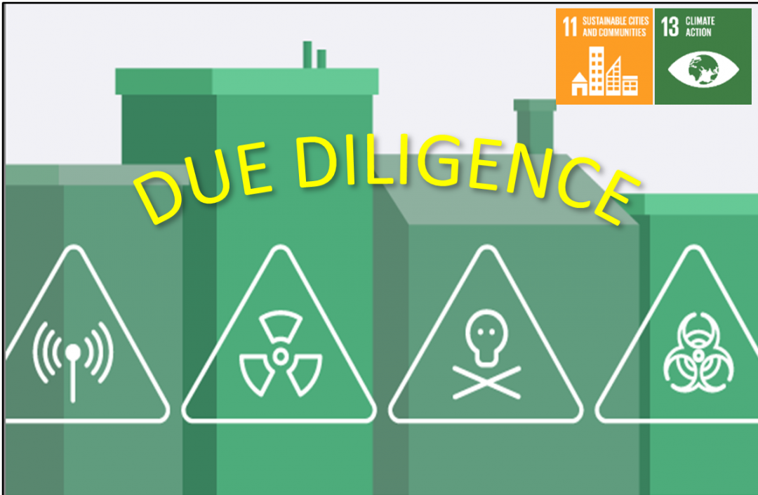 Environment, Health & Safety (EHS) and Social Due Diligence