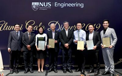 Congratulations to Er. Tan Seng Chuan on the NUS Distinguished Alumni Award
