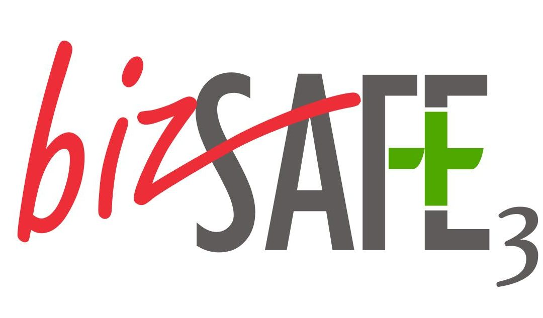 TEMBUSU Asia is now certified bizSAFE Level 3!