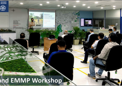 """Workshop on EIA and EMMP: """"Developing an understanding of EIA & EMMP process"""""""