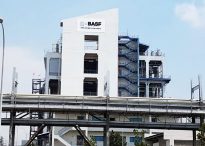 SPECIALIST CHEMICAL PLANT, JURONG ISLAND (SINGAPORE)