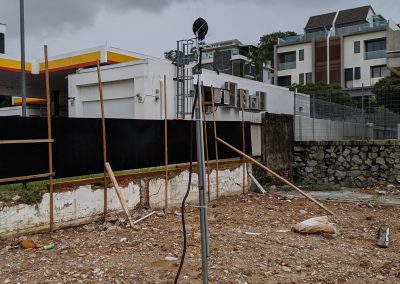 ENVIRONMENTAL IMPACT STUDY (EIS) FOR A HOTEL DEVELOPMENT PROJECT IN SINGAPORE