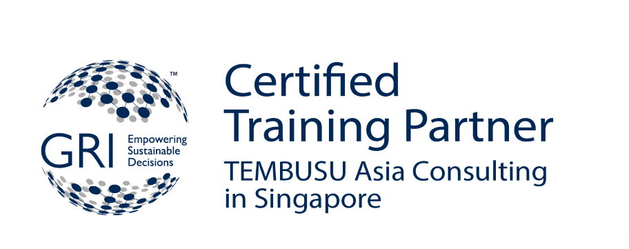 TEMBUSU Asia is now a GRI Certified Training Partner in Singapore